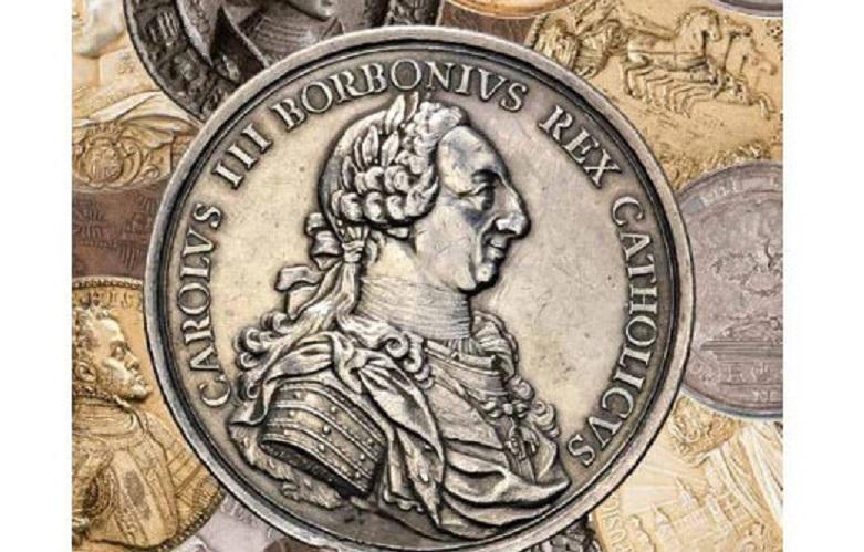 imago regis exposicion medalle historica