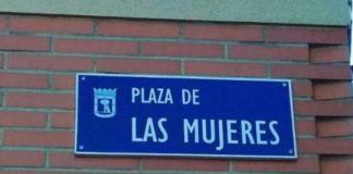 plaza de las mujeres vicalvaro