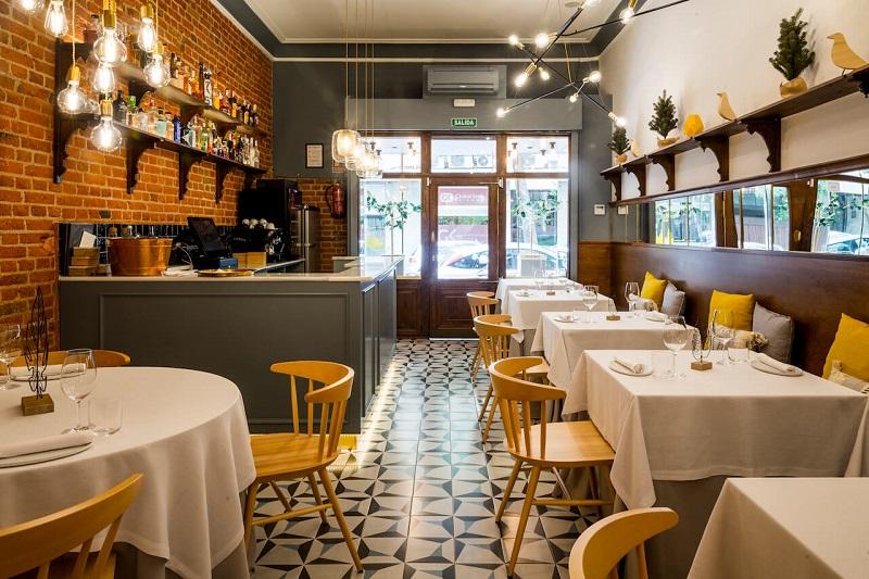Restaurante Alpe en Chamberí