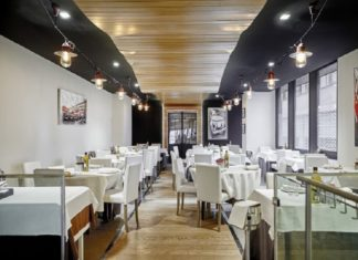 Restaurante italiano Don Lisander en Tetuán