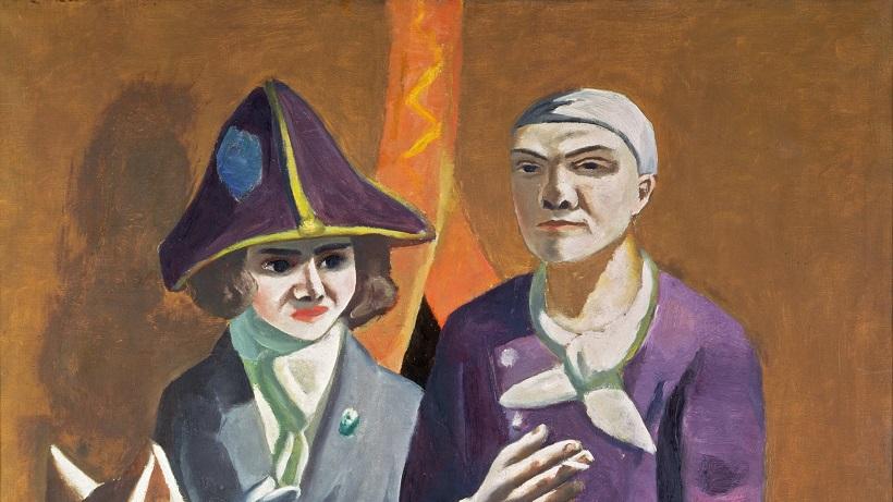 El Museo Thyssen nos trae a Max Beckmann