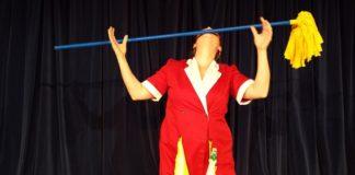 La fregona faraona en el Teatro Lagrada