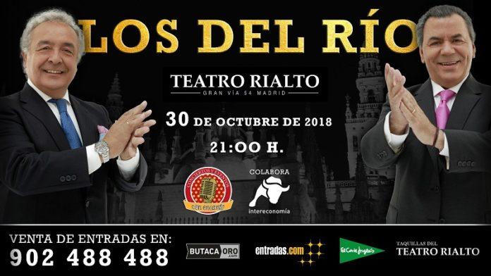 Los del Río en el Teatro Rialto