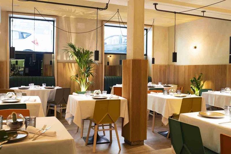 Restaurante Salino de cocina mediterránea