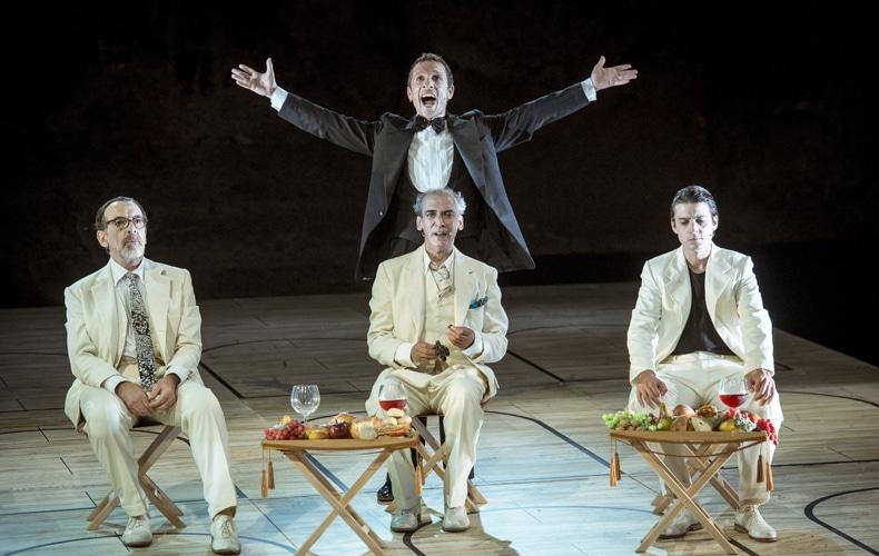 Calígula de Albert Camus en el Teatro María Guerrero