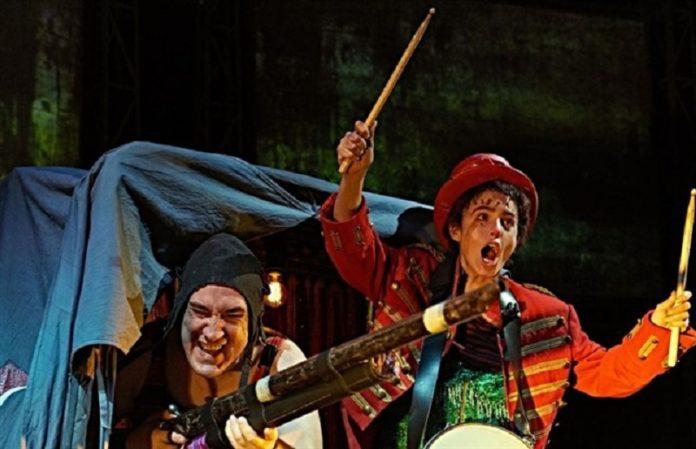 La Strada en el Teatro de la Abadía