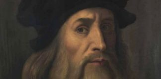 Leonardo da Vinci los rostros del genio