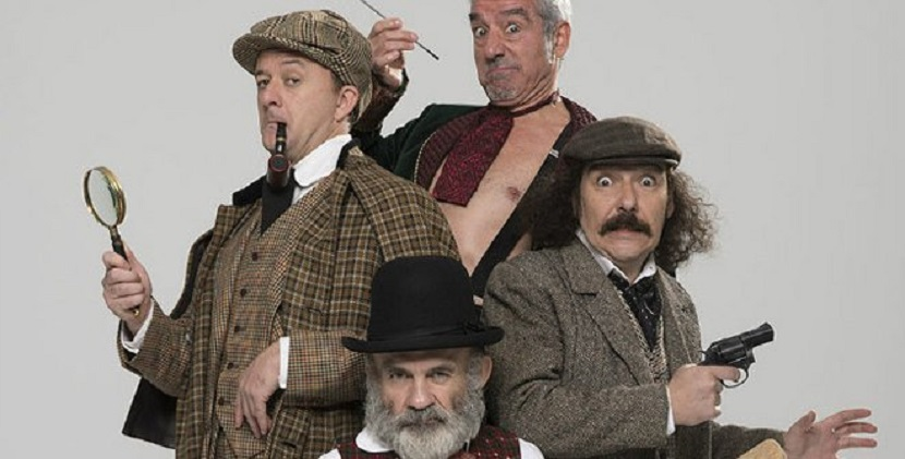 La muerte de Sherlock Holmes en los Teatros Luchana