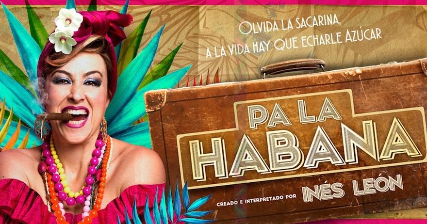 Pa La Habana en el Gran Teatro Bankia Príncipe Pío