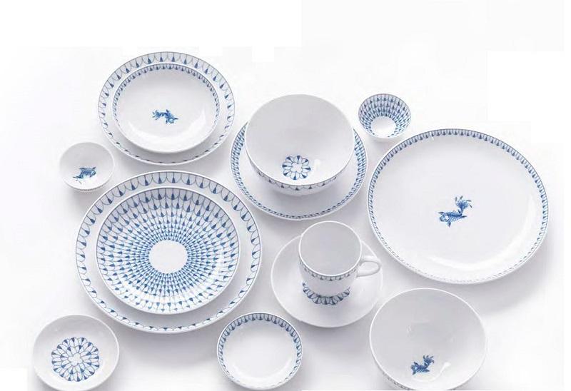 Porcelana húngara en el Museo Nacional de Artes Decorativas