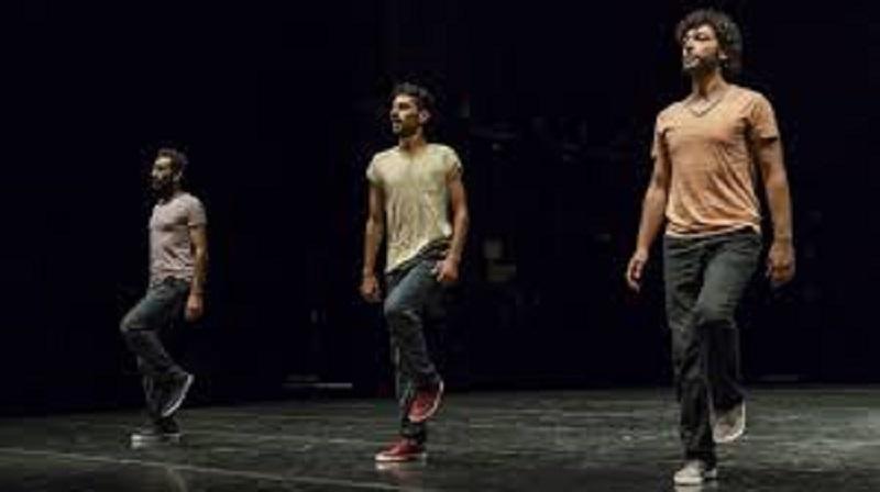 Displacement con coreografía de Mithkal Alzghair
