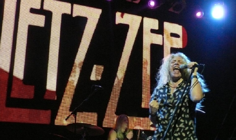 Letz Zep, tributo a Led Zeppelin