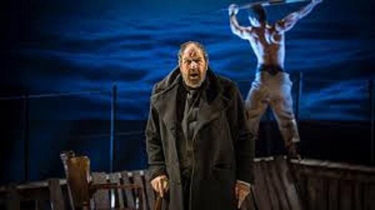 Versión teatral de Moby Dick