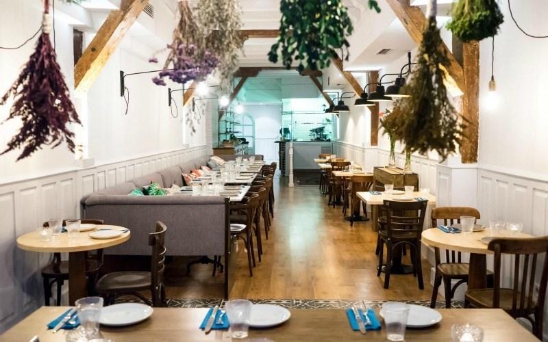 Restaurante Atlantik Corner