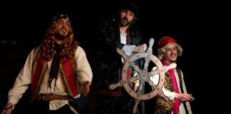 El pirata Malapata en busca del tesoro