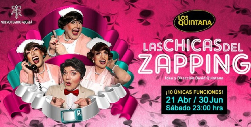Musical Las chicas del zapping