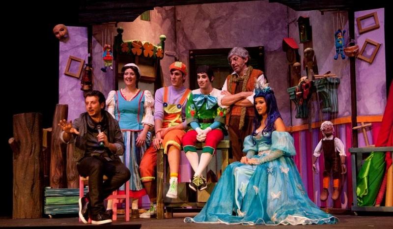 El musical de Pinocho