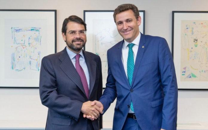 Javier Mira y Víctor Manuel Martín