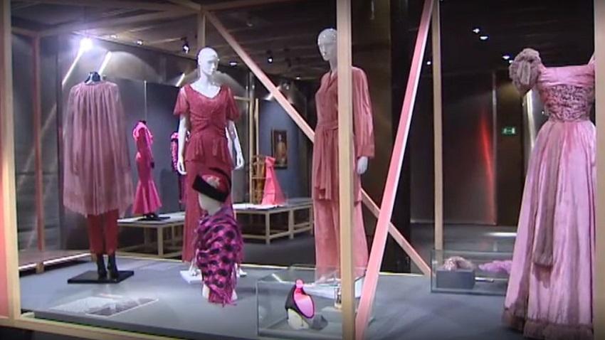La vie en rose en el Museo del Traje