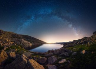 Exposición de fotografías Entre nubes y estrellas