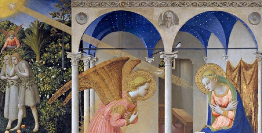 Fra Angélico y los inicios del Renacimiento en Florencia