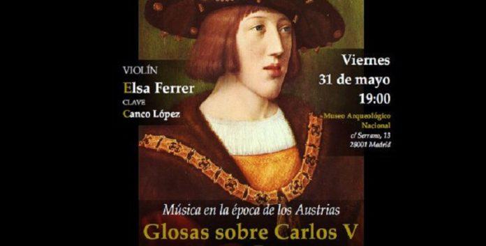 Glosas sobre Carlos V en el MAN