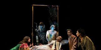 la zaranda en teatro español