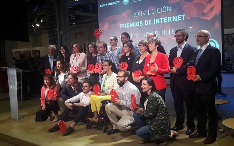 premios de internet