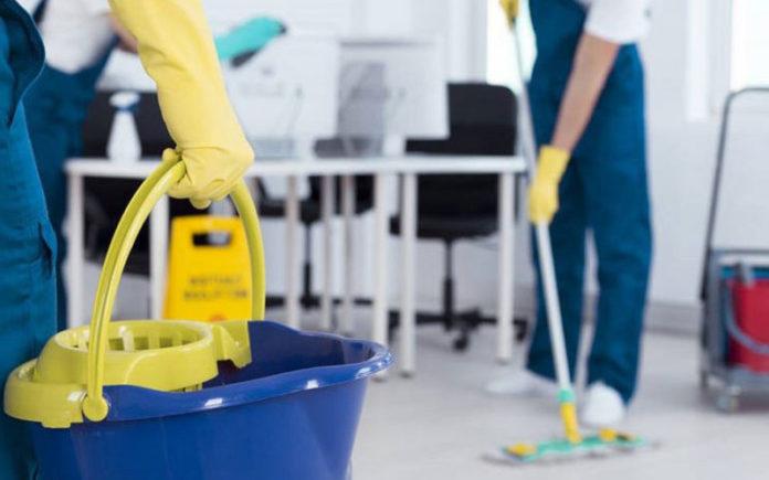 empleados en empresas de limpieza en madrid