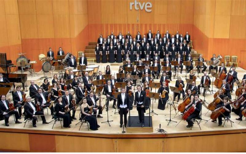 orquesta sinfonica rtve