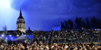 conciertos de la muralla