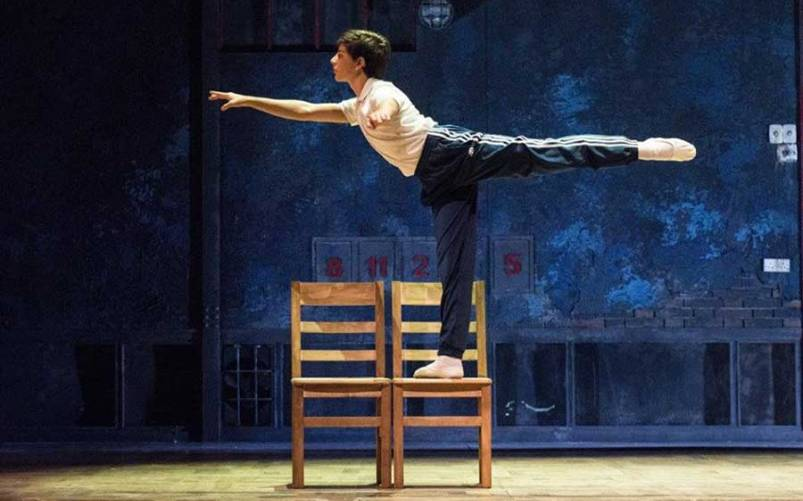 billy elliot, musical, teatro, pelicula