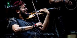 Strad, el pequeño violinista