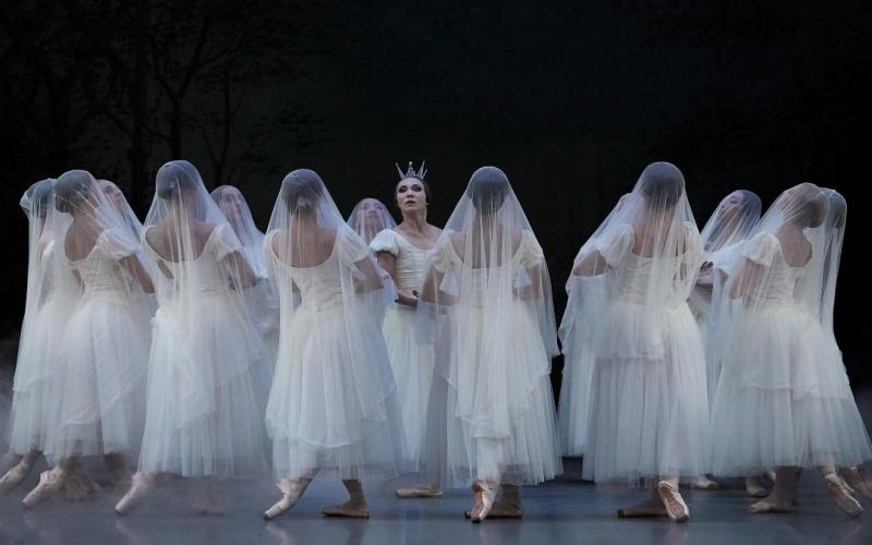 giselle teatro real