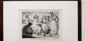 dibujos de goya, goya, pinturas de goya, dibujos de goya en el prado, museo prado goya