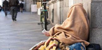 la noche sin hogar, la noche sin hogar matadero, sin hogar madrid