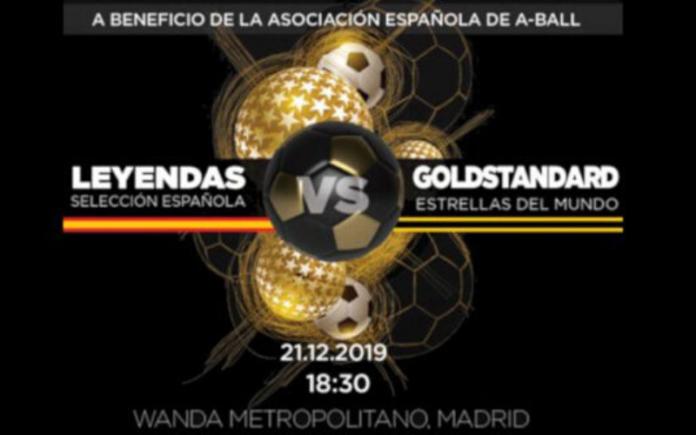 futbol solidario, futbol solidario wanda, partido wanda metropolitano