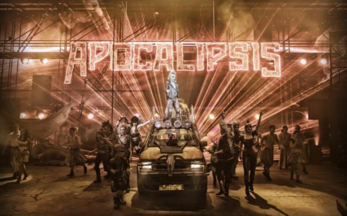 apocalipsis circo de los horrores, apocalipsis espectaculo madrid, circo de los horrores madrid