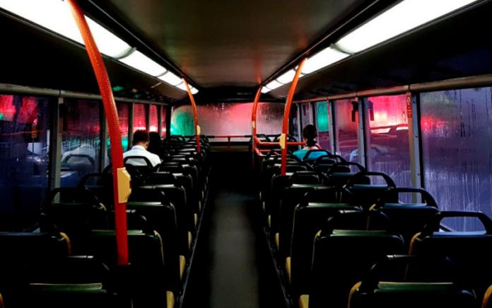 paradas buses a demanda, buses madrid, paradas buses nocturnos madrid