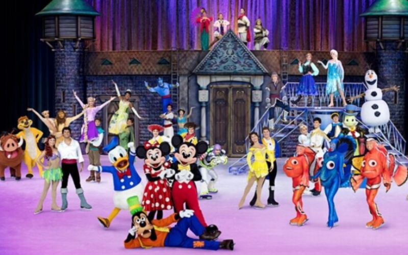 disney, disney hielo, disney hielo madrid, disney on ice