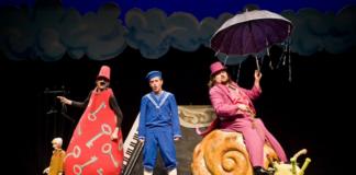 dali, obra musical pequeño dali, teatro pequeño dali en madrid