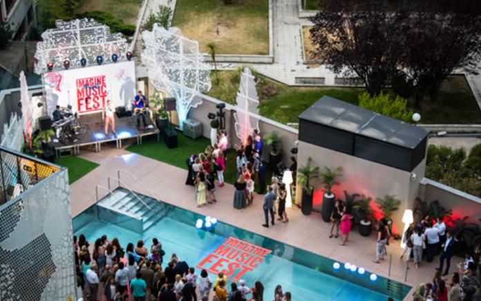 imagine music fest, festival madrid, festival madrid hotel barcelo, hotel barcelo imagine festival