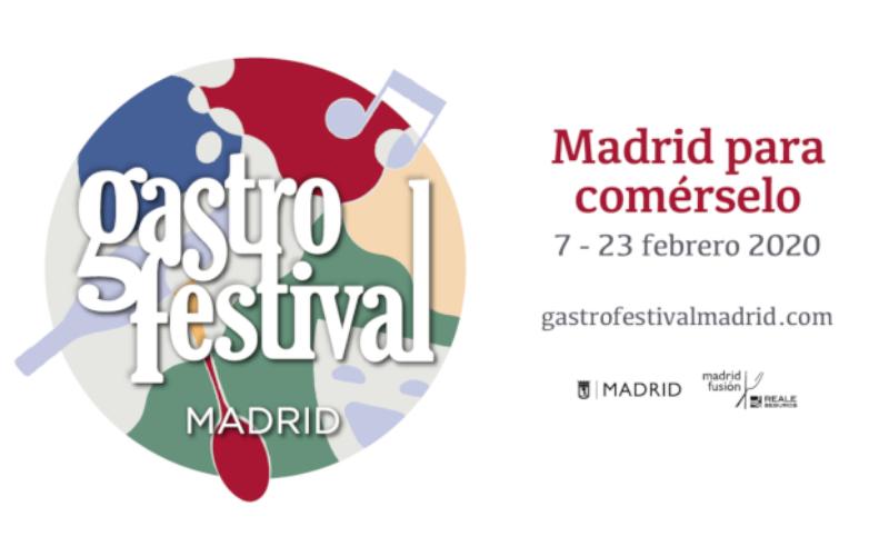 gastrofestival madrid, festival comida madrid
