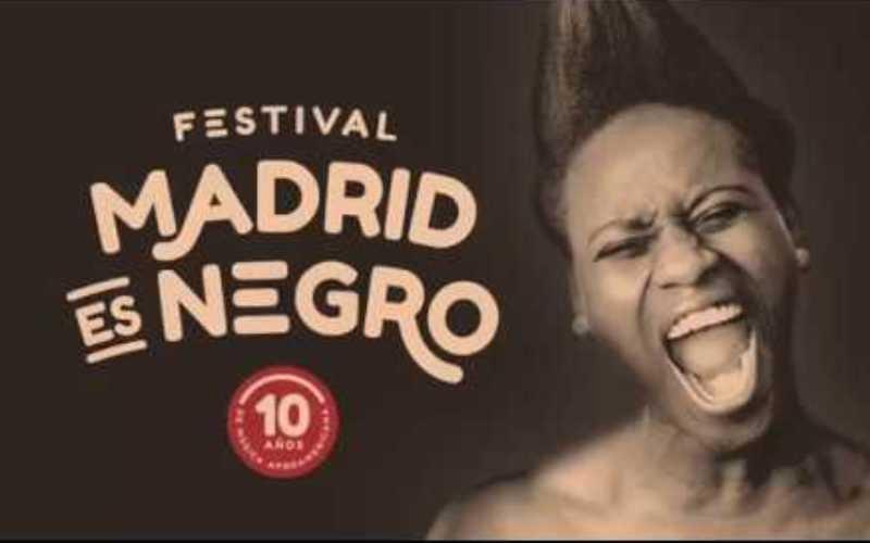 madrid es negro festival musica