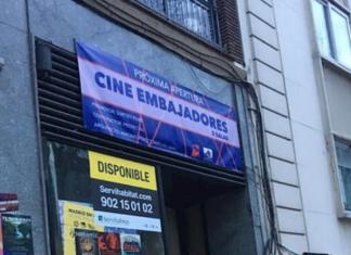 embajadores, nuevo cine embajadores, cine embajadores madrid