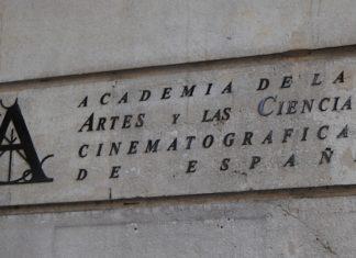academia de cine españa