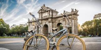 turismo en bici madrid, cicla madrid