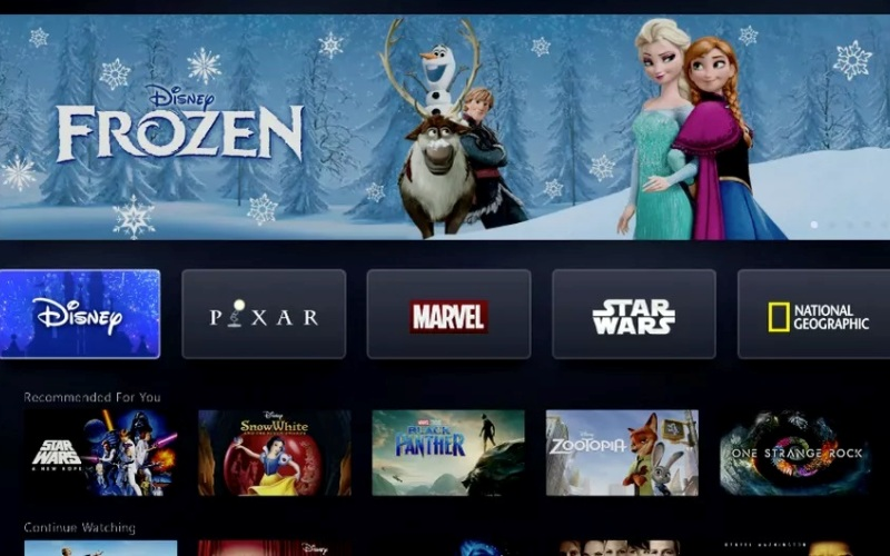 disney plus estrenos