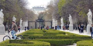 parques de madrid, reapaertura parques de madrid