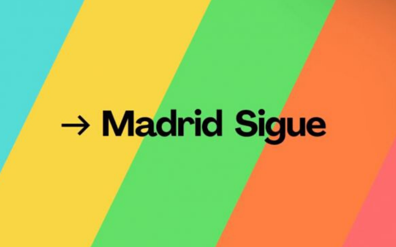 madrid sigue, web madrid sigue
